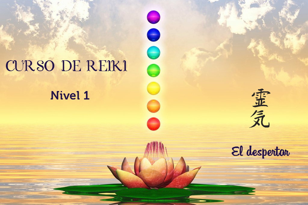 CURSO DE REIKI - NIVEL 1