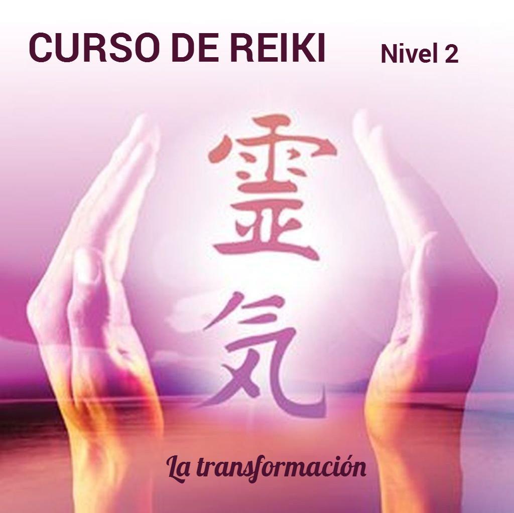 CURSO DE REIKI - NIVEL II